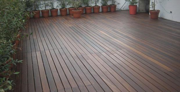 Tipos de pisos de madera deckora m xico for Tipos de pisos para exteriores