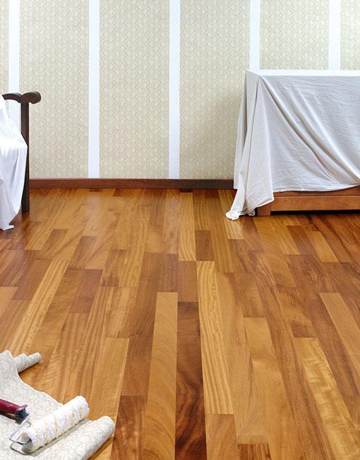 Duela de madera de iroko deckora m xico - Duelas de madera ...
