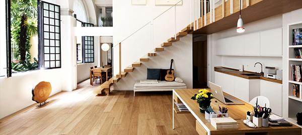 Piso de madera para exterior deckora m xico for Patio con piso de madera