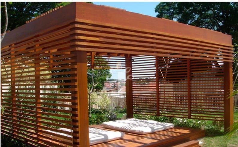 Pérgolas de madera | Deckora México